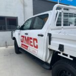 JTMEC Tasmania's brand of vehicle